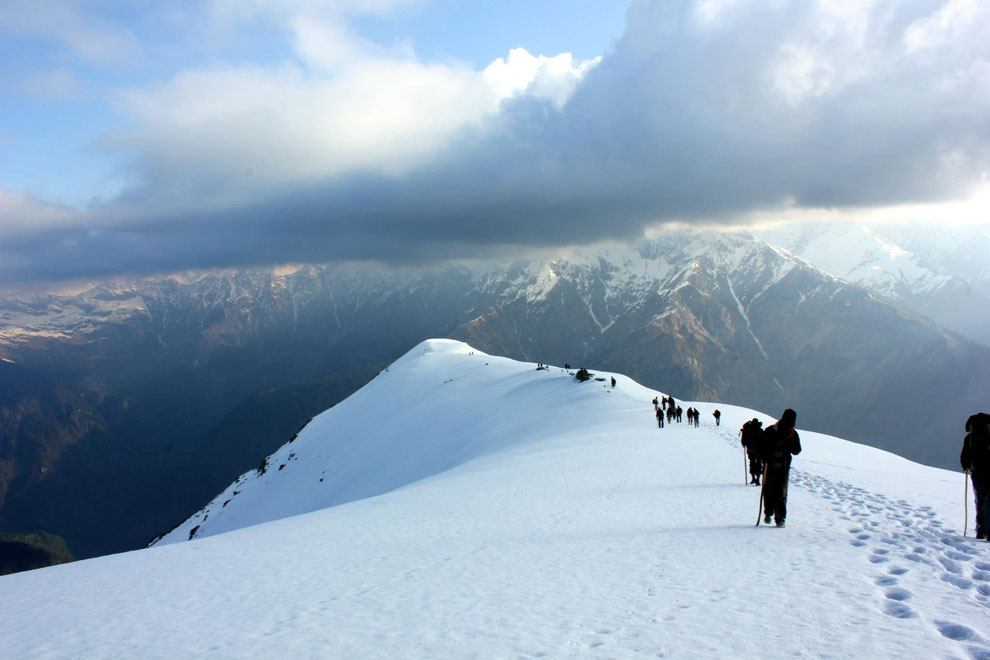 By Partha Sarathy This is my best shot Taken at Tilalotni, Himachal Pradesh ~13,000 ft...