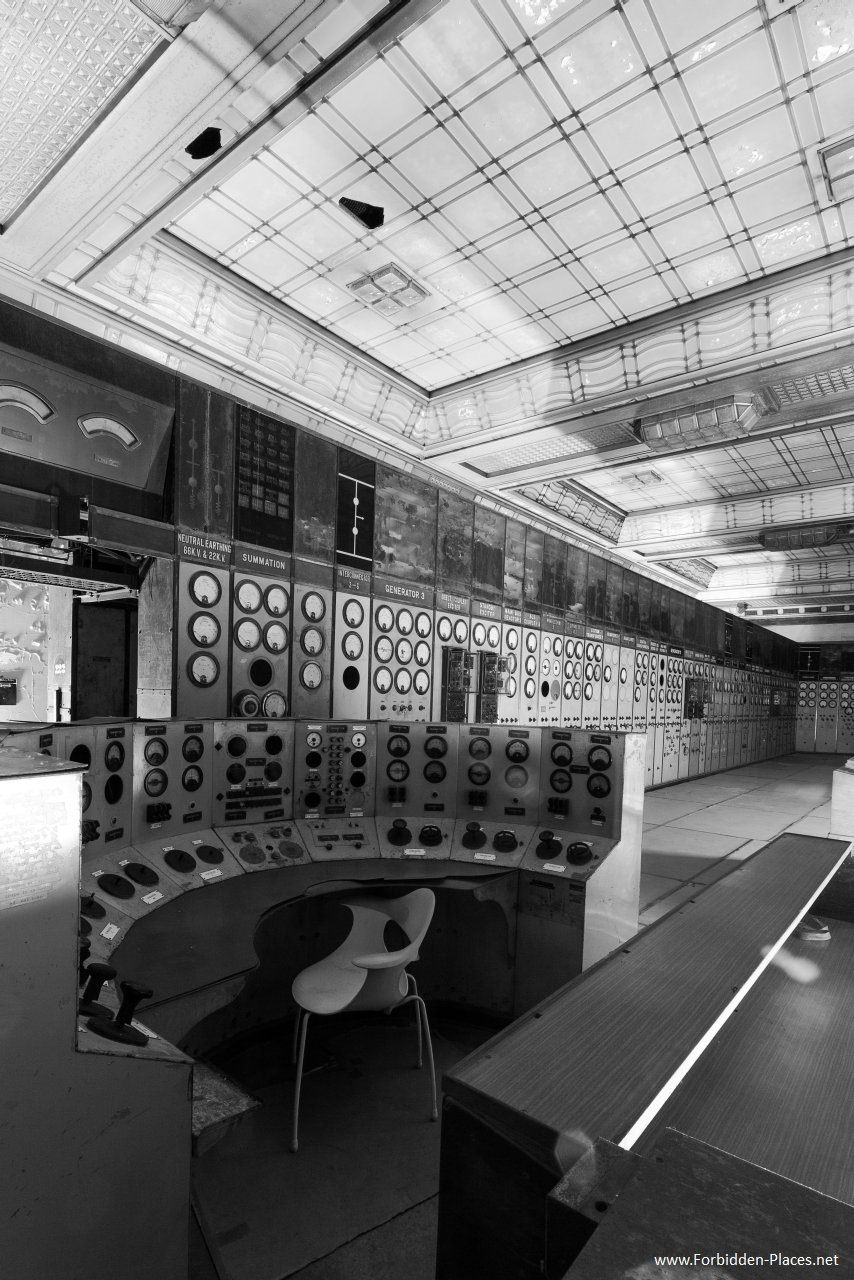 Battersea Power Station, London, England.