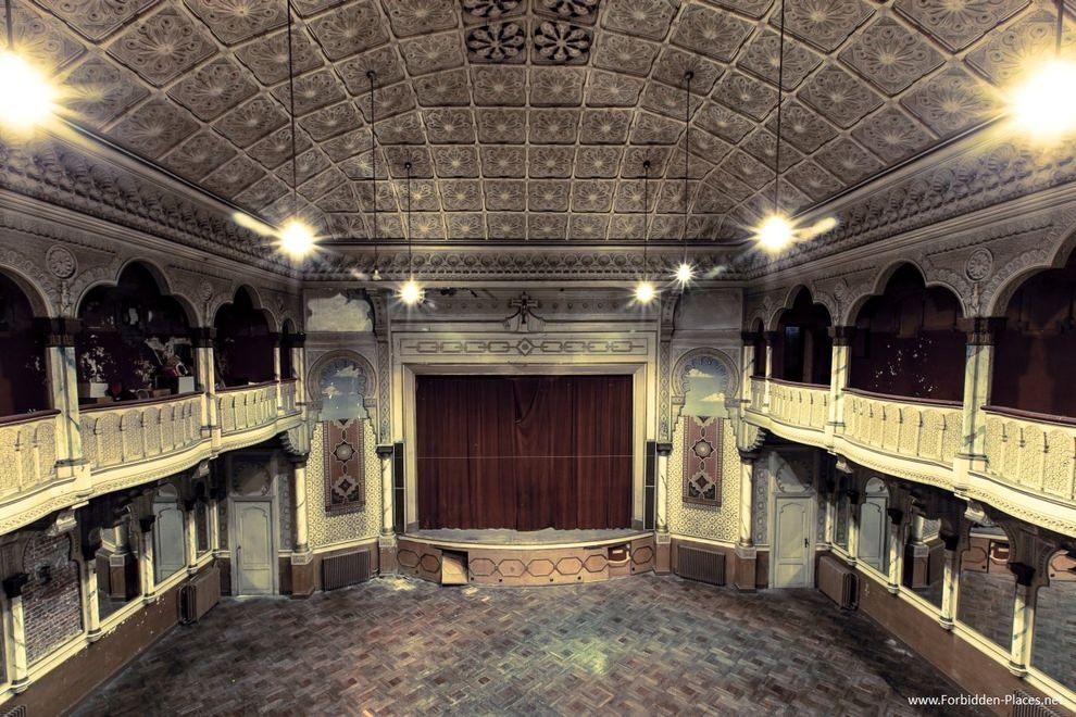 Aegidium Cinema, Brussels, Belgium.