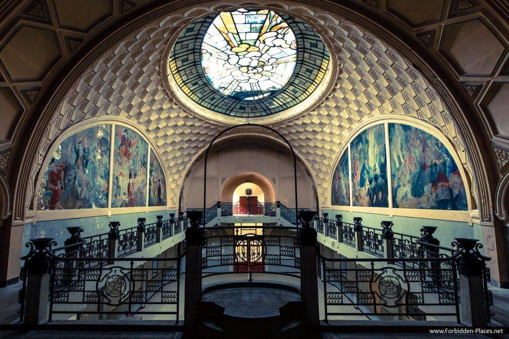 Salle Sthrau, Maubeuge, France.