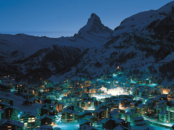 Photo : Zermatt, witzerland