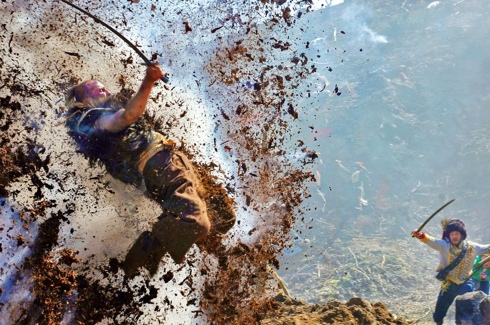 Stuntman by Jiri Strasek