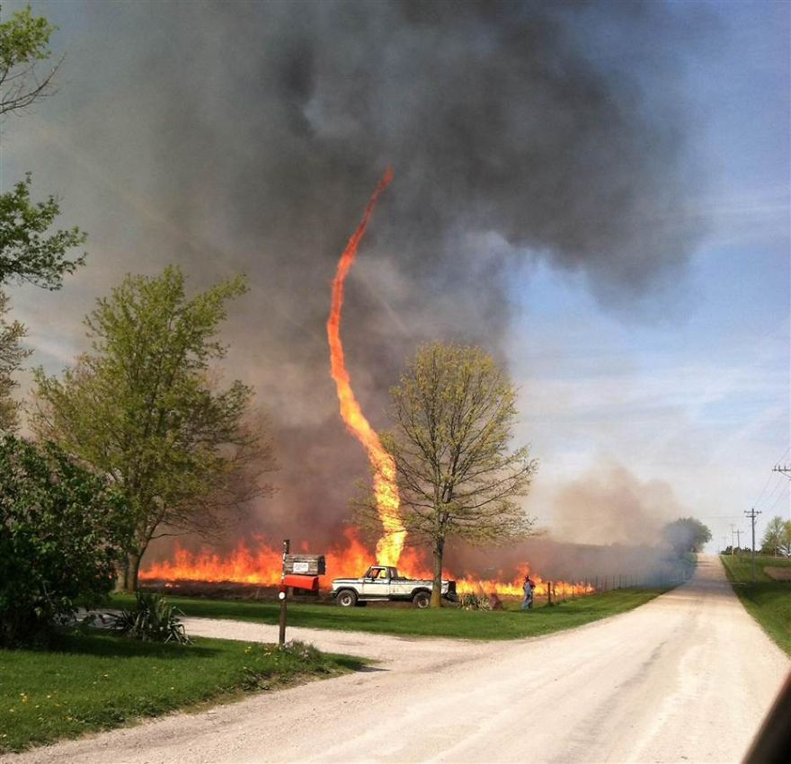 Terrifyingly Awesome Firenado
