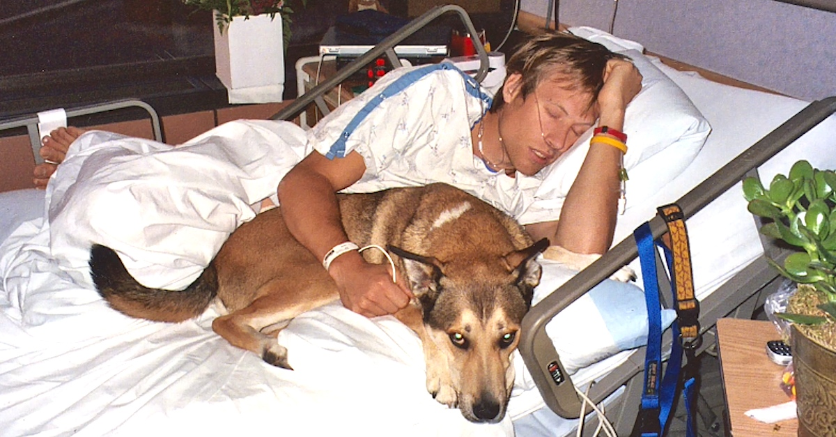 Man Takes Beloved Dog On The Most Incredible Journey Through Life
